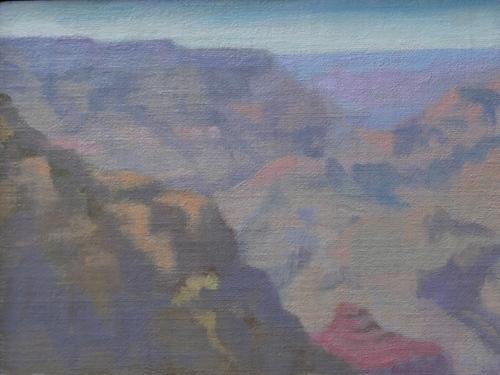 The South Rim Near Desert View