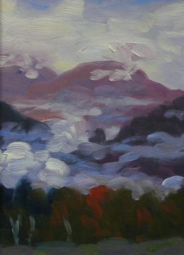 Adirondacks Series: Clouds on the Mountain