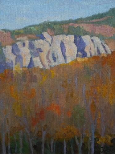 Adirondack Series - The Barkeater Cliffs
