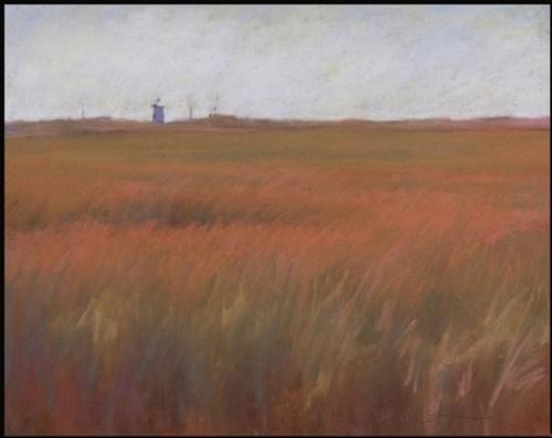 Marsh Meadow Red