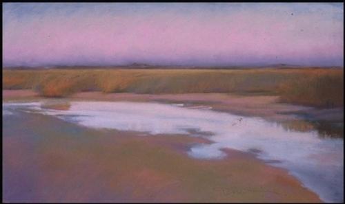 River in the Marsh