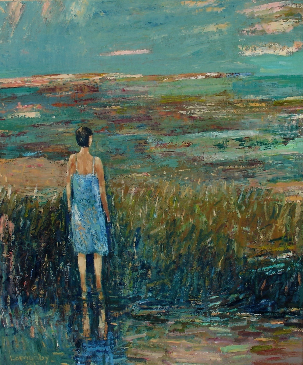 Figure in the Landscape (large view)