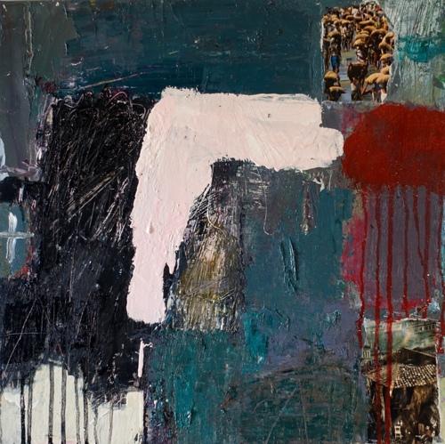 Hard Rain #2 by John Lamonby
