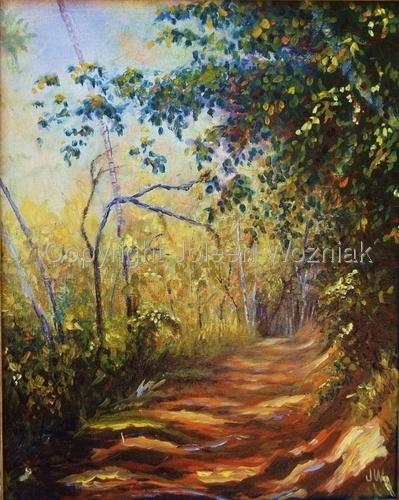 """""""Passage"""" by Joleen Wozniak"""