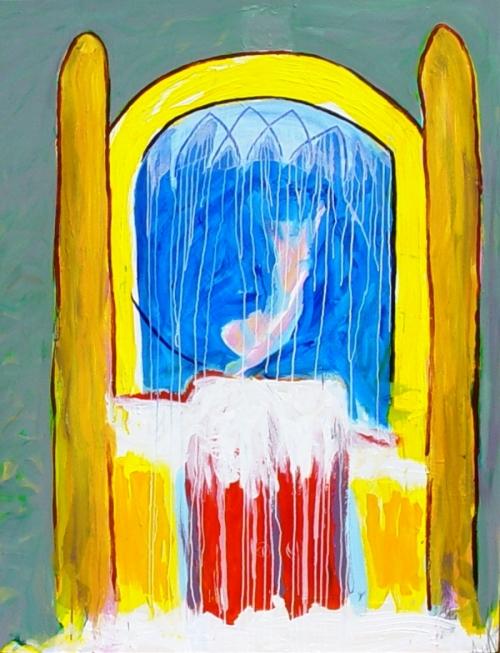 Nirvana by Jonathan West Art