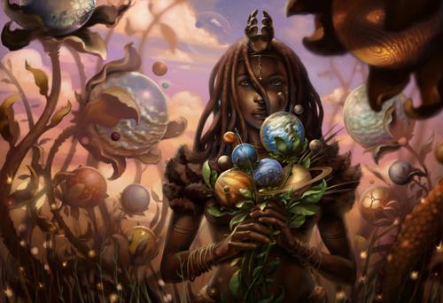 Himba - Garden of Worlds