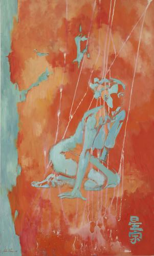 Kneeling Woman, 2006 (large view)