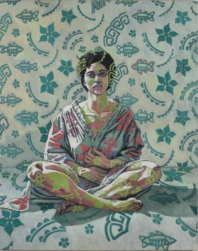 Erika, 2007 by Joshu Lucas