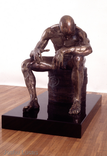 Seated Man (large view)