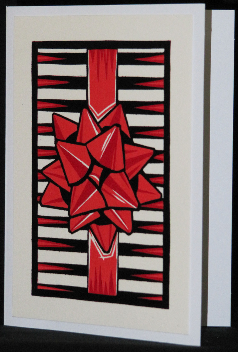 red bow/card (large view)