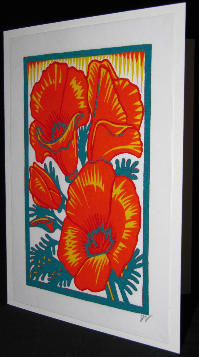 desert blooms/card (large view)