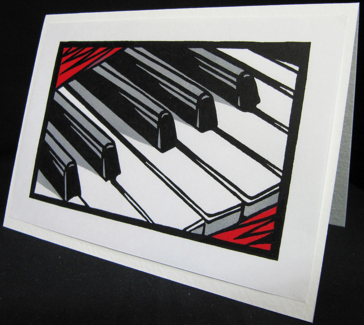 Piano/card (large view)