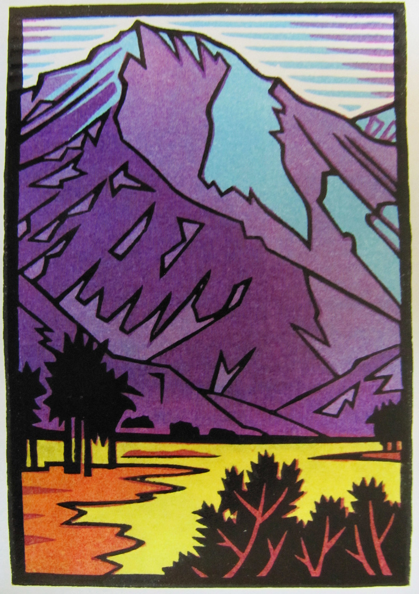 Purple Mountain (large view)
