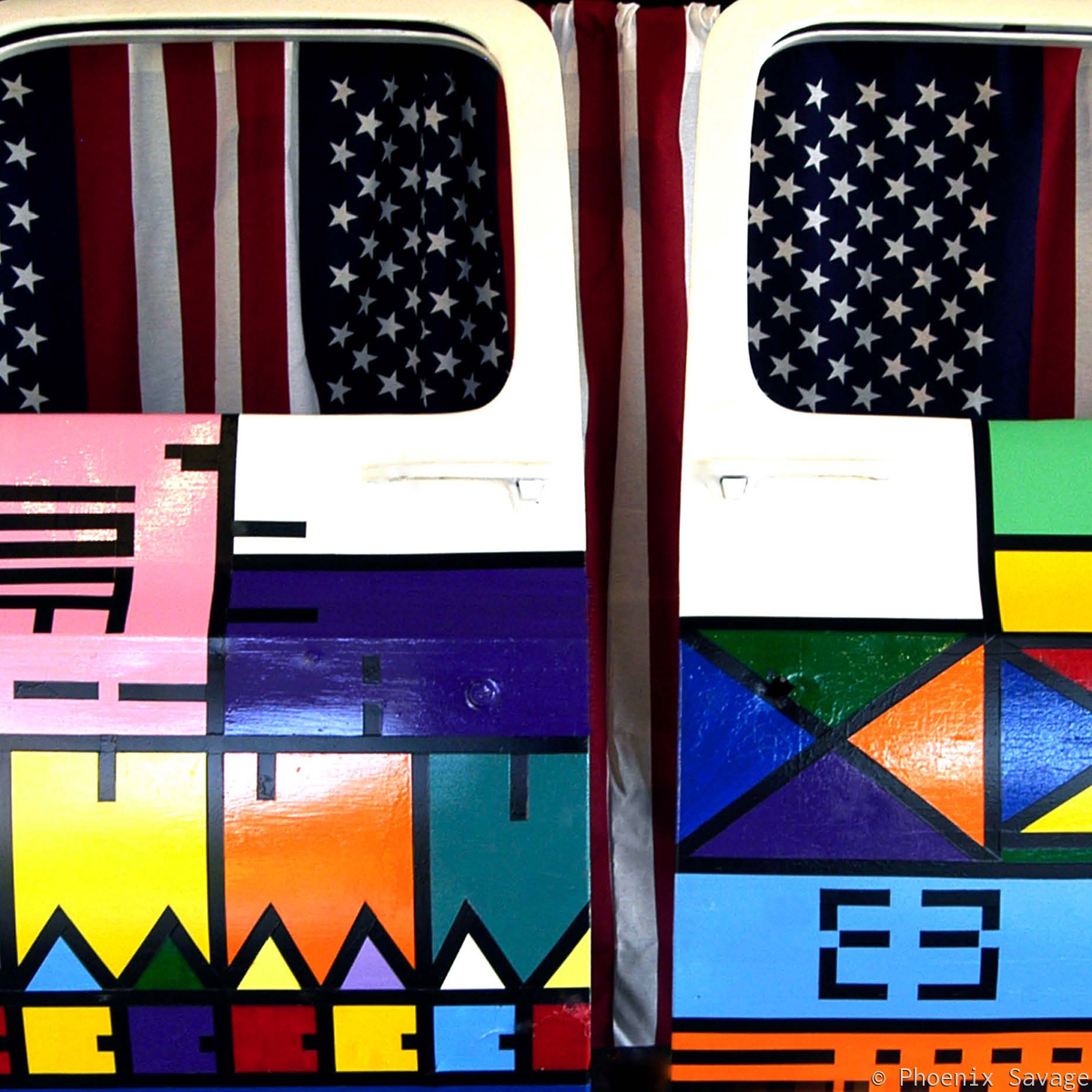 American Ndebele (large view)