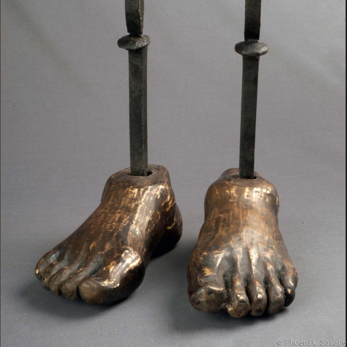 John Henry's Legs