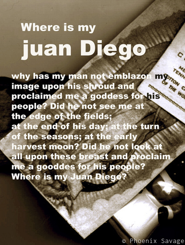 Where is My Juan Diego(text)