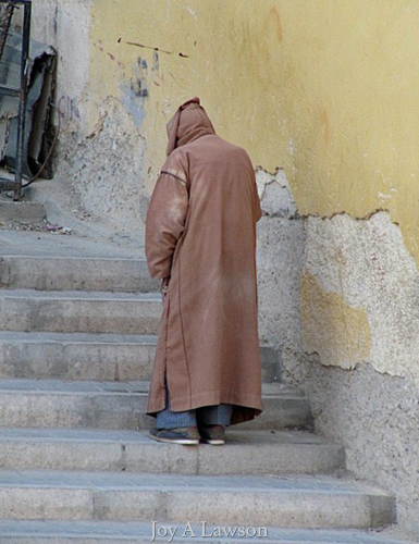 Moroccan Elder