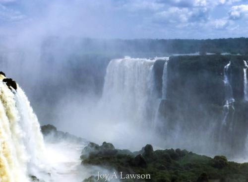 Iguçua Falls Brazil