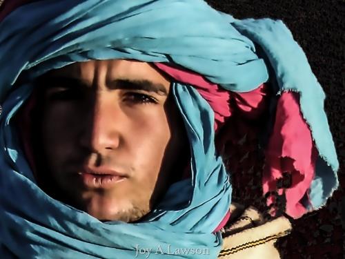 Bedouin Merchant