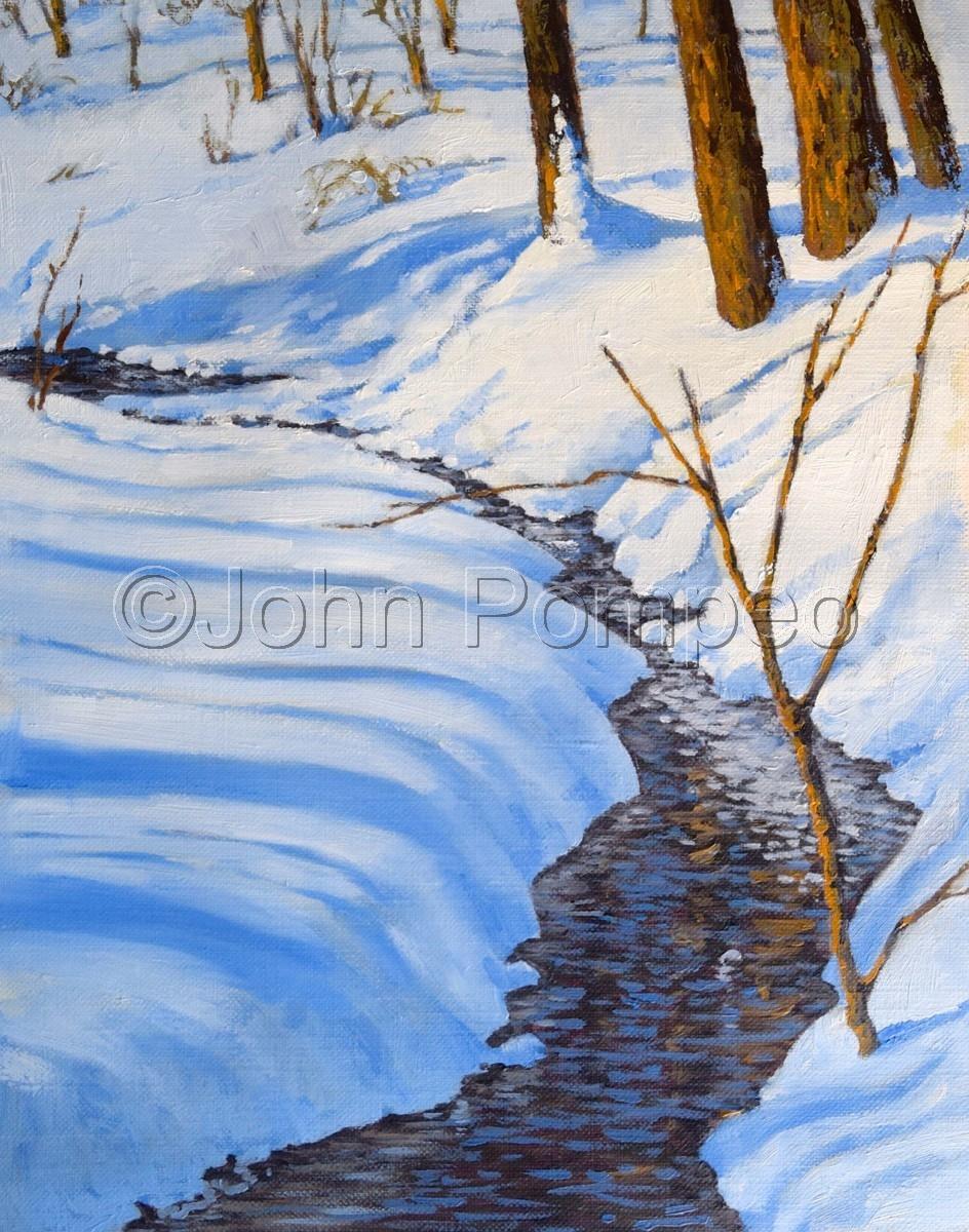 """Brilliant Snow"" (large view)"
