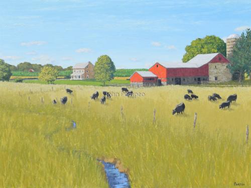 Seven Stars Farm by John Pompeo