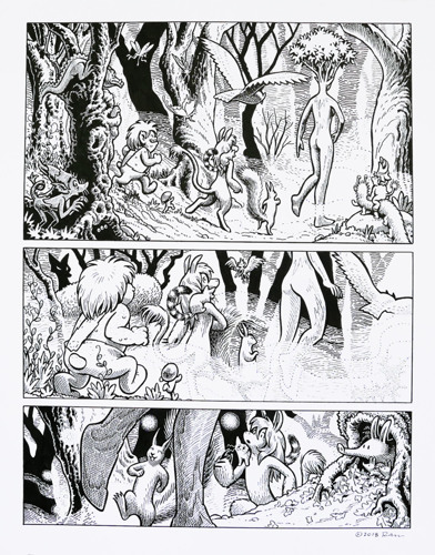 Demo strip page 8