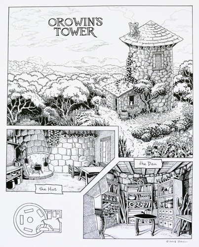 Orowin's Tower