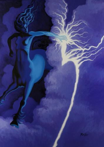 Lightning Centauress