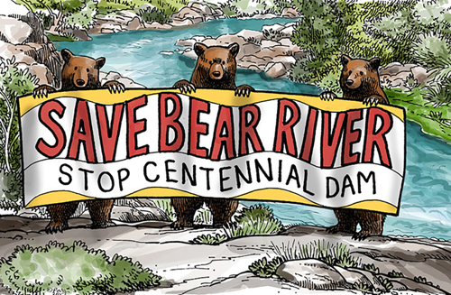 Extra illustration for Centennial Dam call to action.