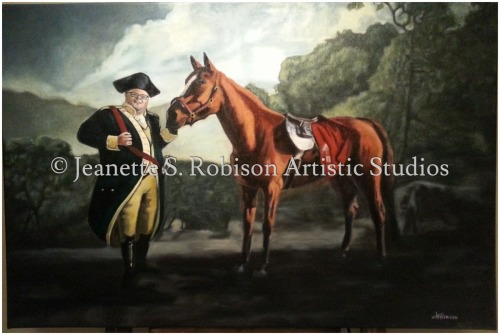 Pie Oh My Portrait by Jeanette S. Robison Artistic Studios