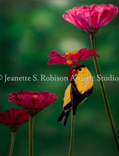 Color Scheme... by Jeanette S. Robison Artistic Studios