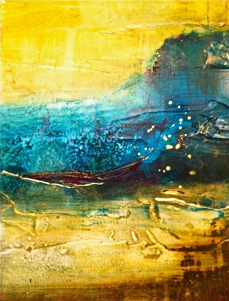 Life Seeking Order by Jacqueline Roliardi (large view)