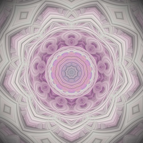 Baha'i Mandala by Janus Rose