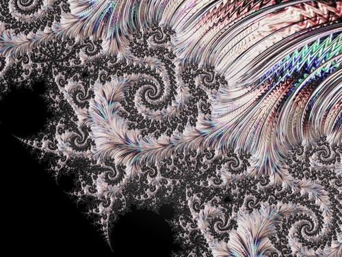 Fractal Permafrost by Janus Rose