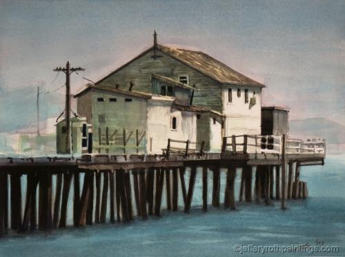Cannery Half Moon Bay