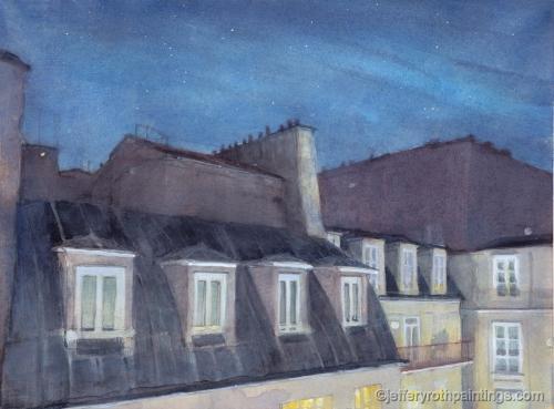 Parisan Nocturne