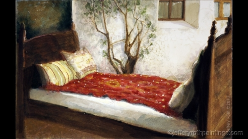 Rumi day bed