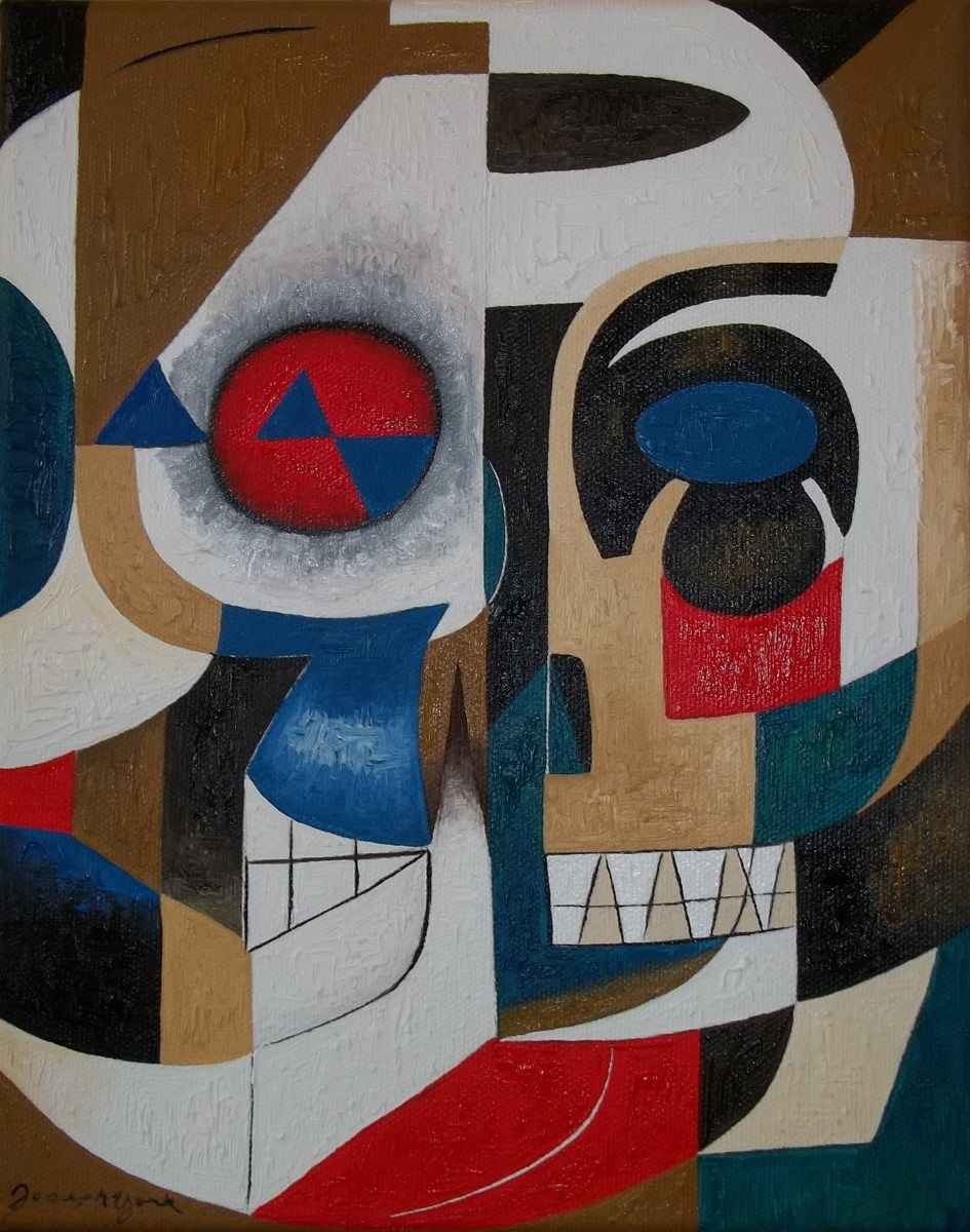 Skull No. 10 (Kwakiutl) (large view)