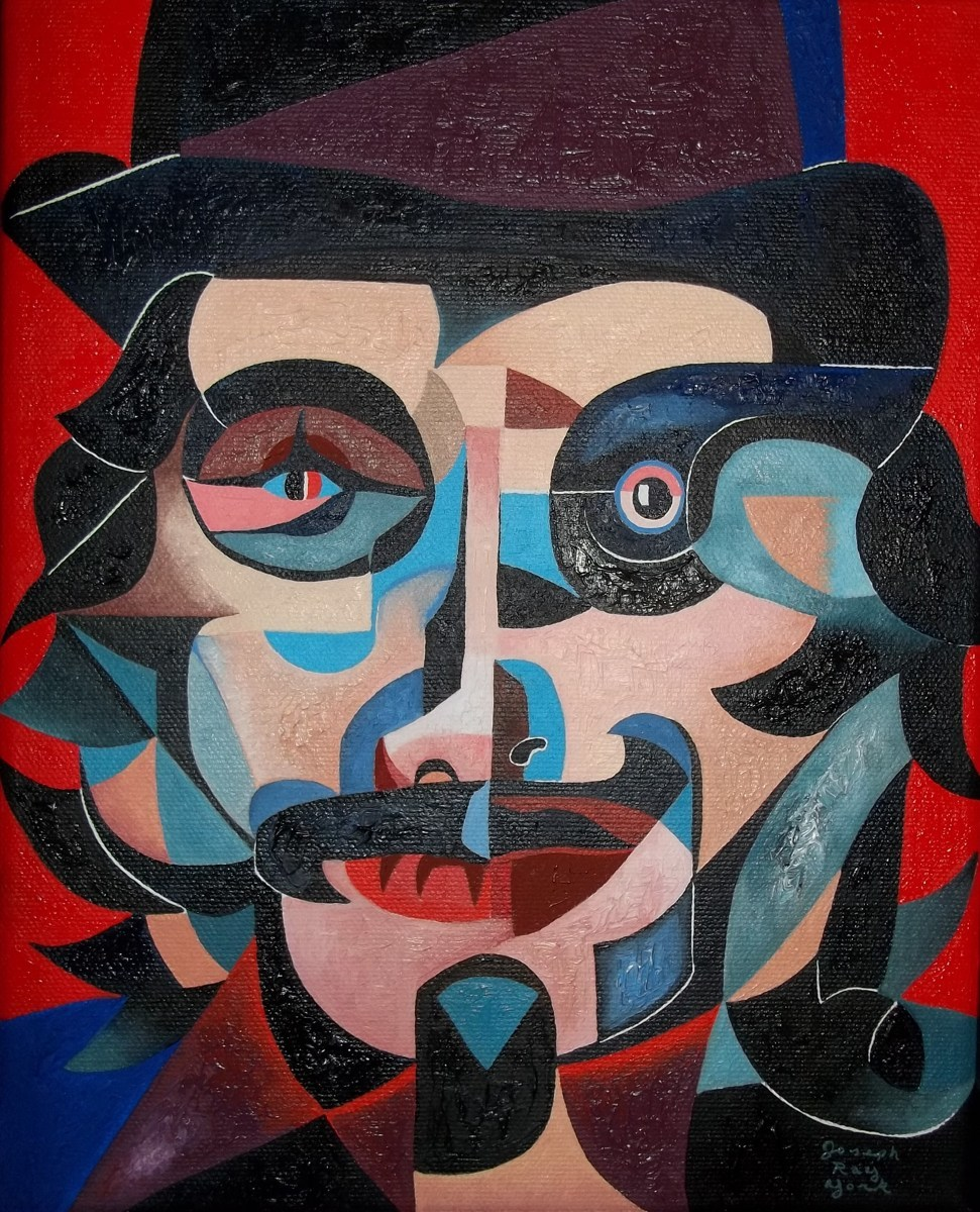 Abstract Portrait of Svengoolie (large view)