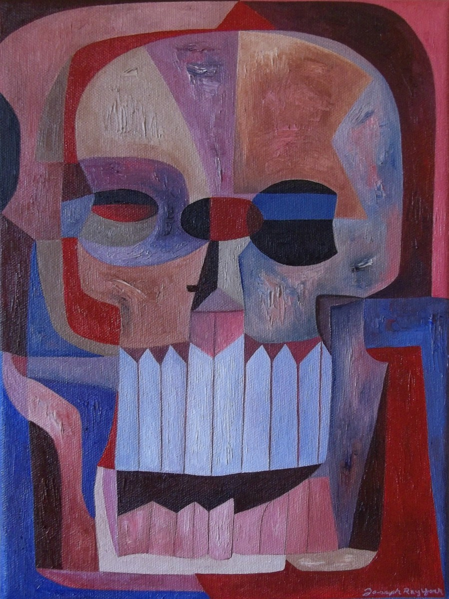Abstract Skull #158 (large view)