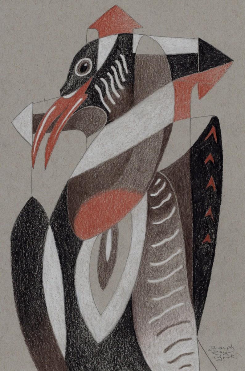 Strange Bird #40 (large view)