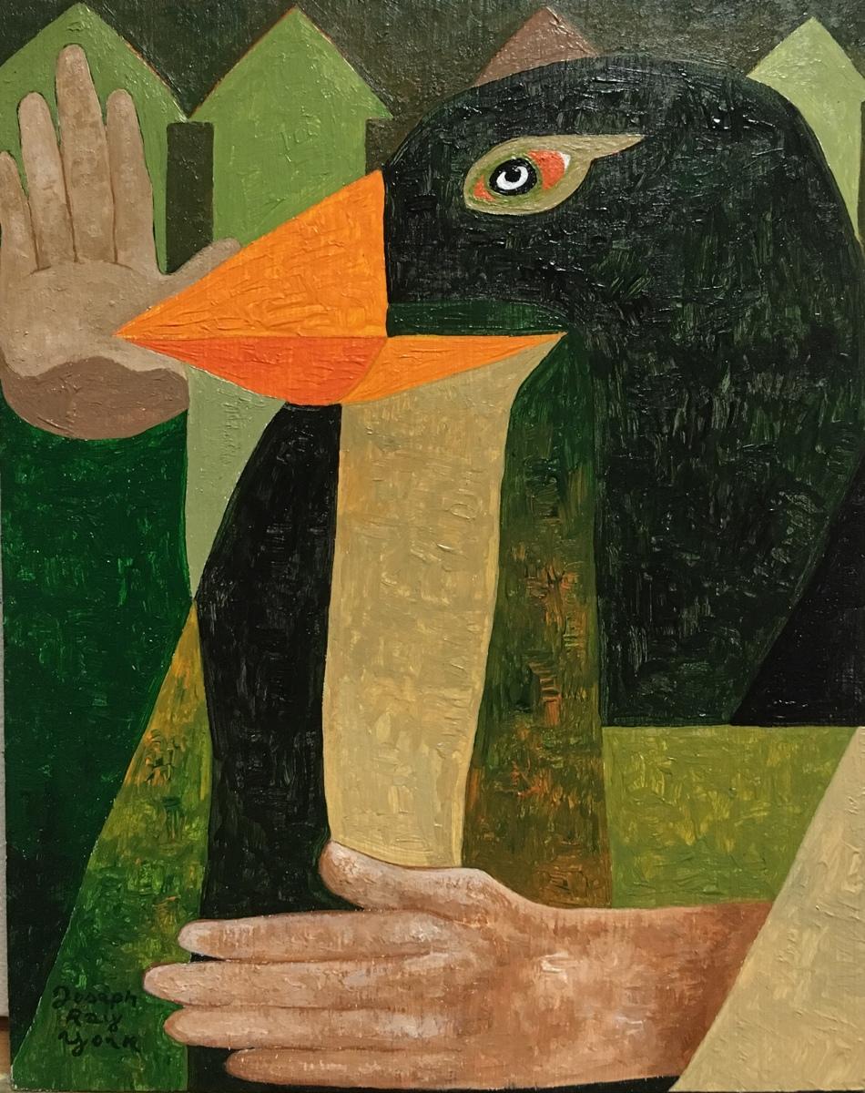 Strange Bird #54 (large view)