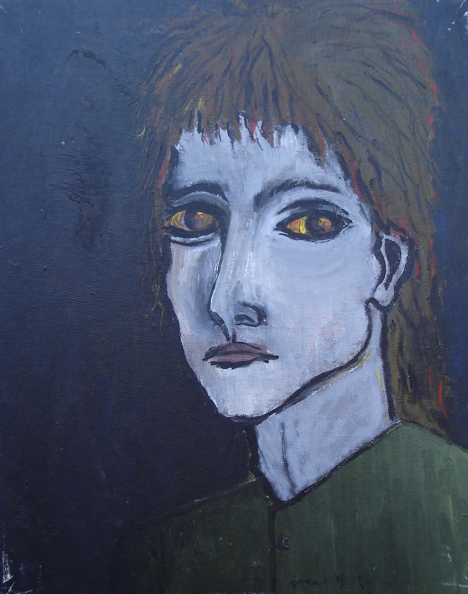 Portrait of Despair (large view)