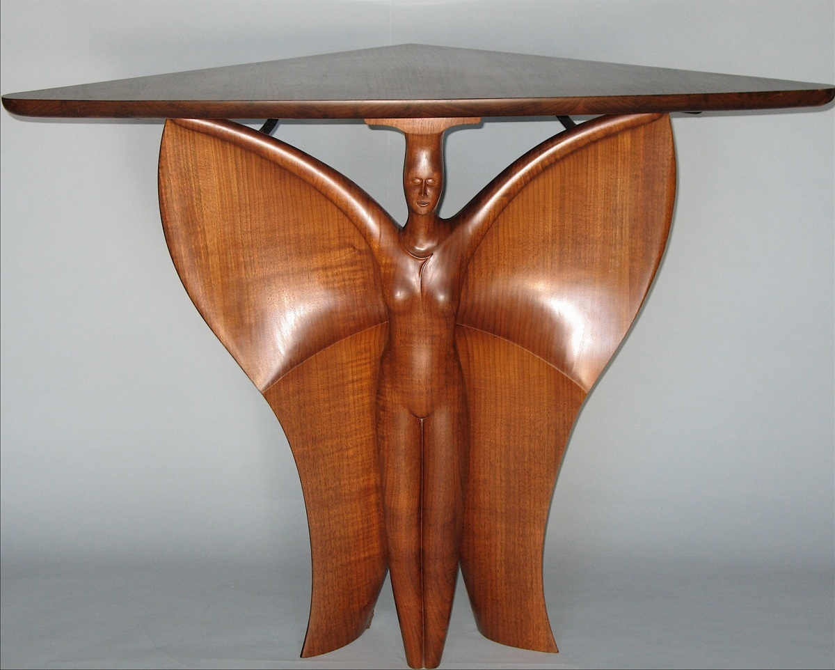 Winged Corner Table (large view)