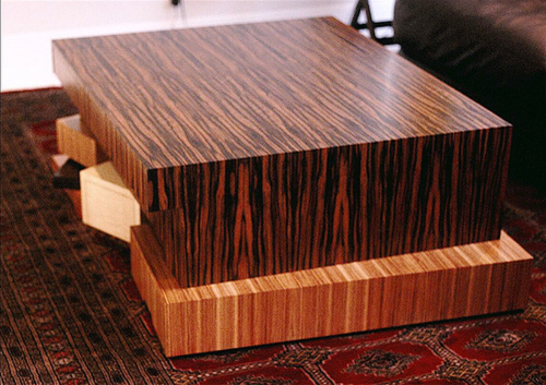 Macassar Coffee Table (large view)