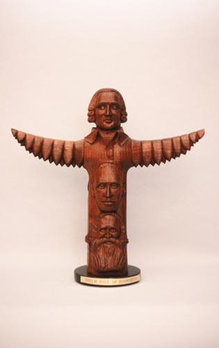 "Economic ""Totem Pole"" (large view)"