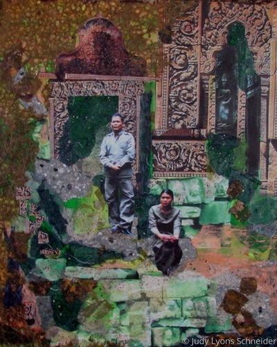 Angor Wat Sentinels