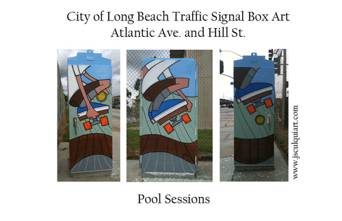 Traffic Signal Box No.11