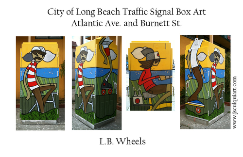 Traffic Signal Box No.12