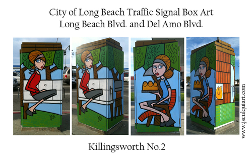 Traffic Signal Box No.13